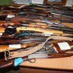 Незаконное хранение гладкоствольного оружия