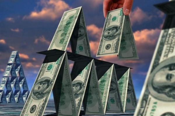 Финансовая пирамида УК РФ