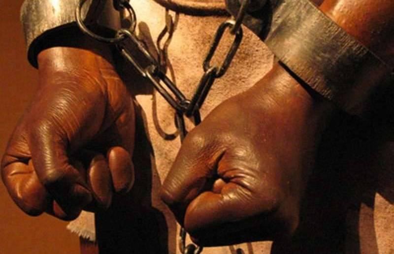 Рабство статья УК РФ