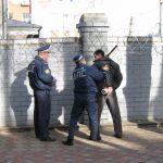 Неповиновение сотруднику полиции статья
