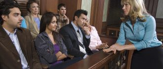 УПК присяжные заседатели