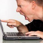 Статья за оскорбление личности в соц сетях
