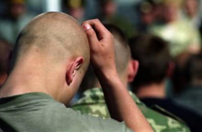 Уклонисты в армии