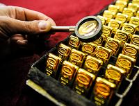 Конфискованные драгоценные металы